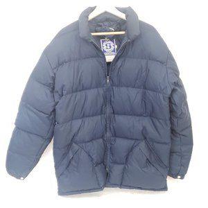 ❄ Vintage Down-filled navy blue Jacket Size XL ❄